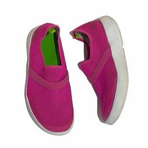 Oofos Recovery eeZee Womens Size 10 EUR 41 Low Sli